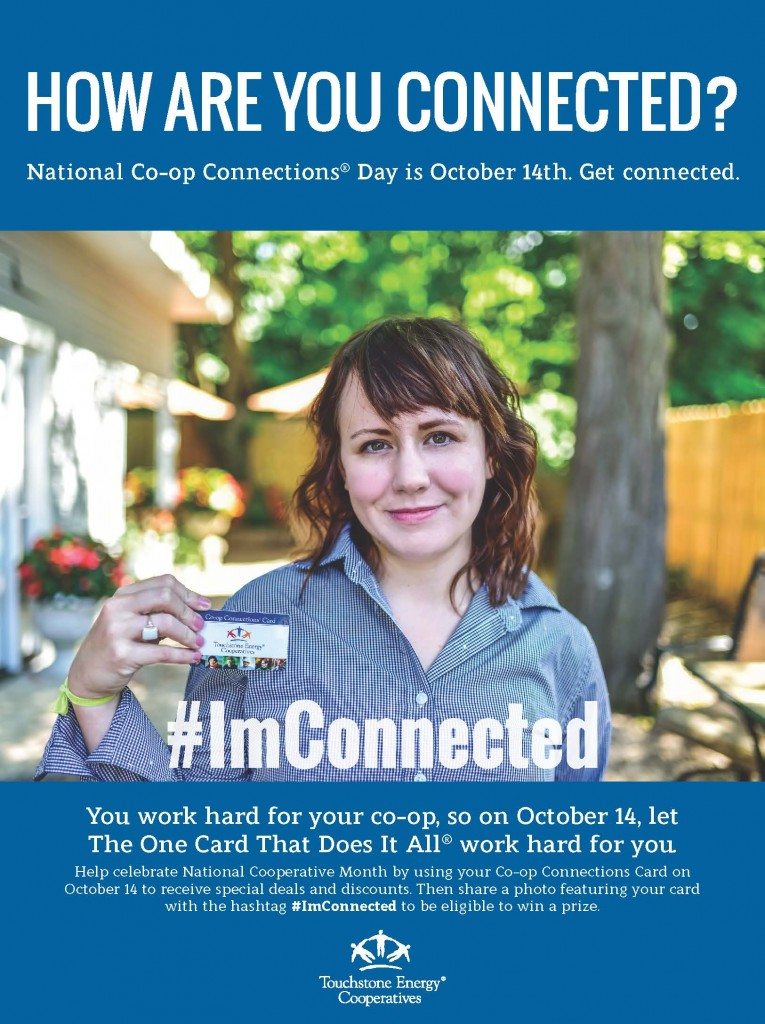 Co-op Connections Day Ad
